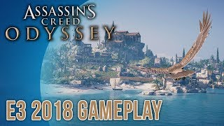 Assassin's Creed: Odyssey E3 2018 Gameplay