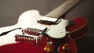 Soulful Mellow Groove Guitar Backing Track Jam in D