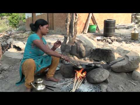 Rural Life in Nepal. Part-1. HD