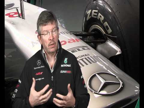 Ross Brawn interview 22/3/2011