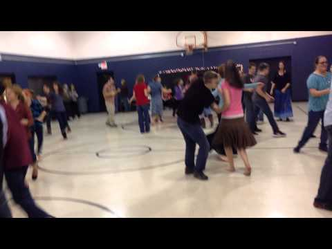 Mt. Vernon Ohio Square Dance Fundraiser (A)