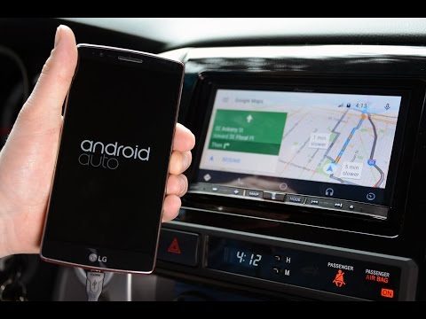 2017 Android Auto Ford SYNC 3 Setup and Walk Through