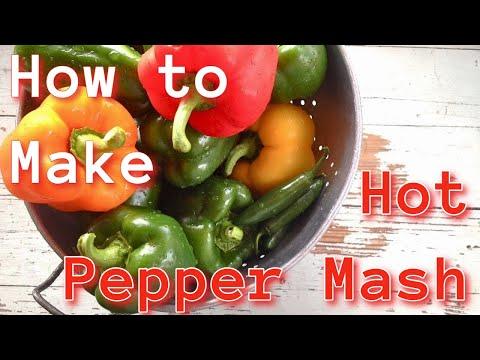 Recipe Hot Pepper Mash