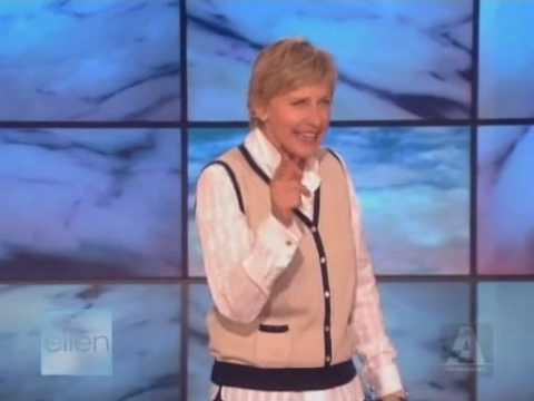 Ellen's Monologue - Rap Music video