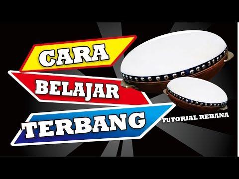 CARA BELAJAR TERBANG 1 ] TUTORIAL REBANA HADROH