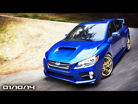 New WRX STi, Drifting Banned In Saudi Arabia, New Chrysler 200, 2015 Golf R, & Rapid Fire News!