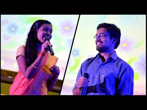 Naina Song By Mridhul & Chythra || Onam 2016 @ IISER Kolkata || 1080p HD || VP