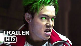 TITANS Official Netflix Trailer (NEW 2018) Superhero TV Show HD