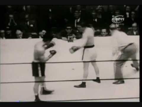 Rocky Graziano vs Tony Janiro I