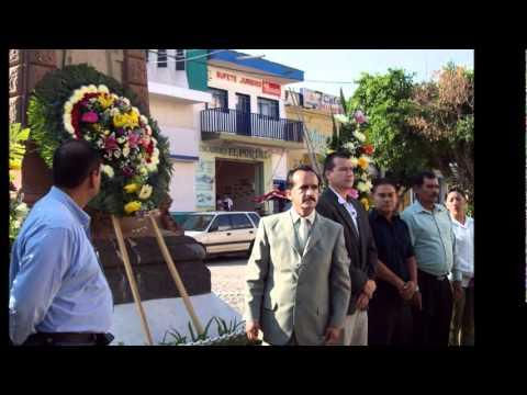 CLVlll Aniversario del H. Ayuntamiento de Etzatlán.wmv