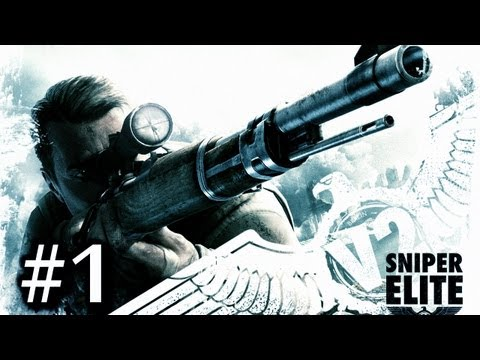 Sniper Elite V2 Playthrough w/ Kootra Ep. 1
