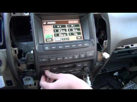 GTA Car Kits - Lexus GX 470 2004, 2005, 2006, 2007, 2008, 2009 iPhone, iPod and AUX adapter