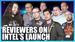 What Reviewers Think of Intel's Launch, ft. 7 Reviewers