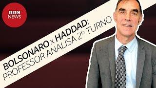 Bolsonaro x Haddad: Professor Anthony Pereira analisa o 2º turno das eleições