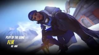 Overwatch - Ana POTG