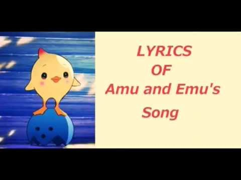 Doraemon song, Amu to Emu no Uta [ Lyrics ] thumbnail
