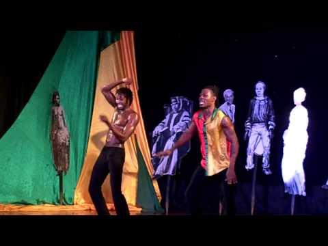 Whitehouse Dancers Dance Off; Jamaica 2015