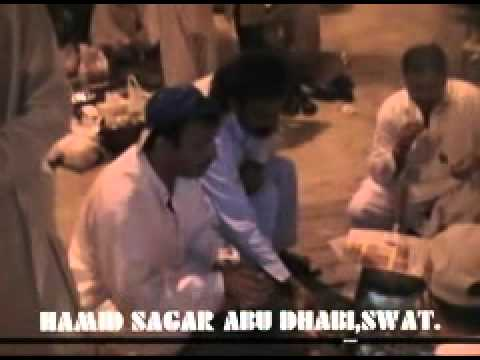 Pashto Song Zaher Zaman .charta Ki Na Akhle Janana Khabar Zama video