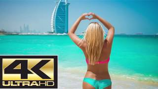 ♫♫♫ Beautiful Places of This Planet ♥ Dubai ♥ United Arab Emirates ♥ Ultra HD Video