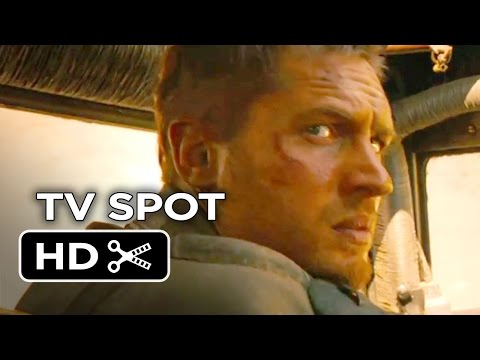 Mad Max: Fury Road TV SPOT - Retaliate (2014) - Tom Hardy, Charlize Theron Movie HD