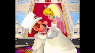 Mario X Peach tribute: A Whole New World