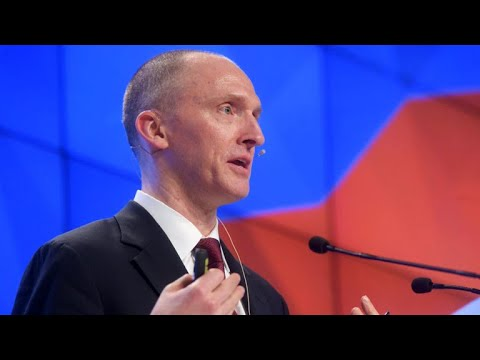 FISA documents allege Carter Page worked as an agent of a foreign government