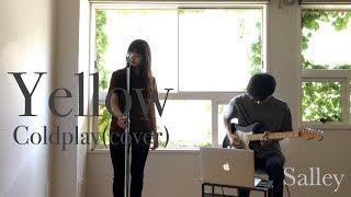 """Salley - Coldplayカバー""""Yellow""""のライブセッション映像を公開 thm Music info Clip"""