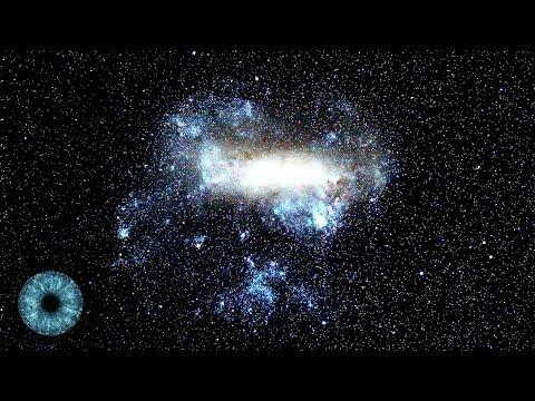 Die große Kollision: Unser Sonnensystem wird aus der Galaxie katapultiert