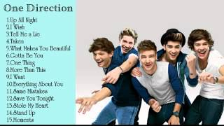 download lagu Best Song Of One Direction One Direction Greatest Hits gratis