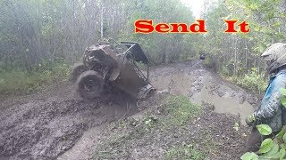 Best UTV Send ATV Awesome Trail Ride Benders