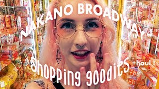 Le temple des fans d'anime : Nakano Broadway & Mandarake