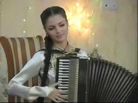 Осетинский танец с кинжалами в исполнении госансамбля алан, 1973--1974 гг
