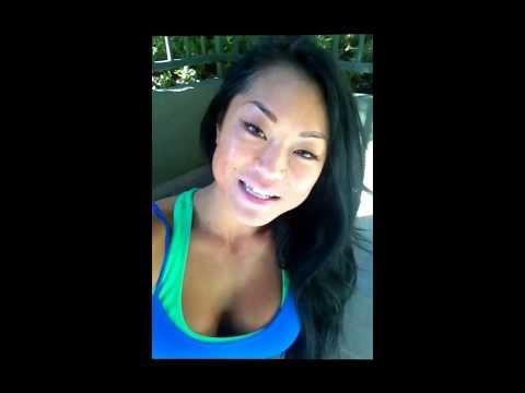 VLOG: Belinda Kiriakou - 2 days out for IFBB Pro Bikini - Iron Games, Culver City