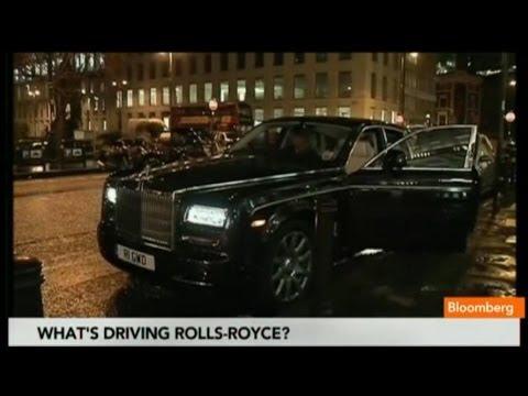 What It's Like Inside a $500K Rolls-Royce Phantom