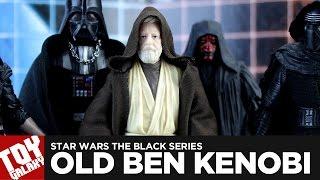 Star Wars The Black Series Obi-Wan Kenobi (A New Hope)  Review