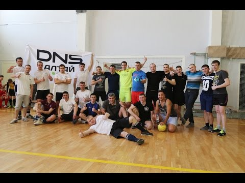 ДНС Футбол Барнаул - Новосибирск