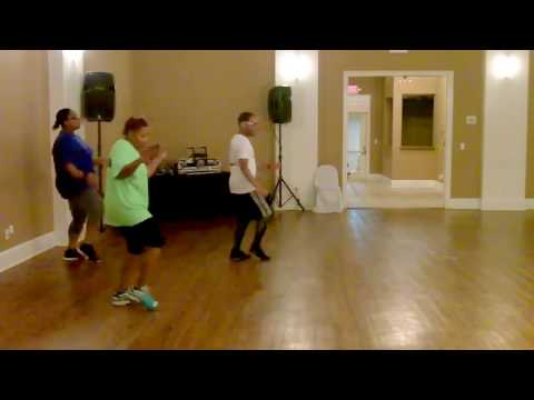 If I Back It Up Line Dance - New Orleans, LA