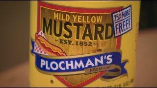 Chicago's Best Mustard: Plochman's