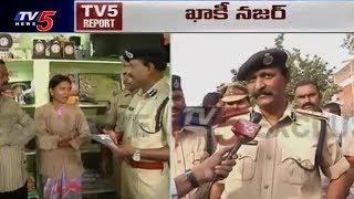 నేరస్తుల చిట్టా.. | Warangal CP Sudheer Babu Face to Face