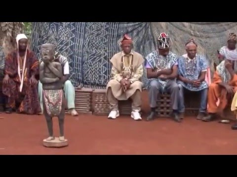 Bamileke Renaming and Cleansing Ceremony in Babone, Cameroon (Haut Nkam)