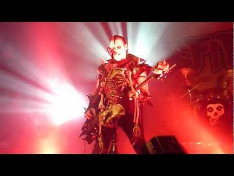 The Misfits - Scream, live @ HMV Ritz Manchester 06/04/2013