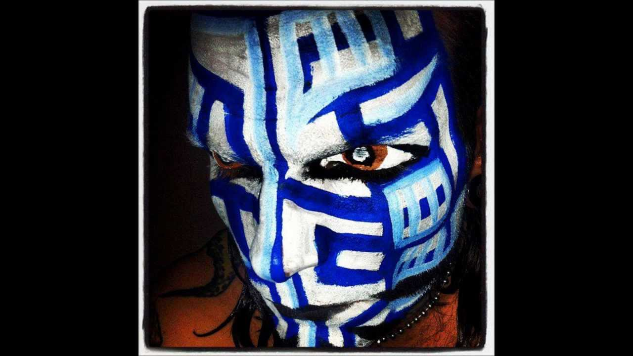 maxresdefault jpgJeff Hardy Face Paint Red