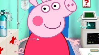 Peppa Pig English Episodes - Peppa Pig Hospital Full Episodes Games 2015
