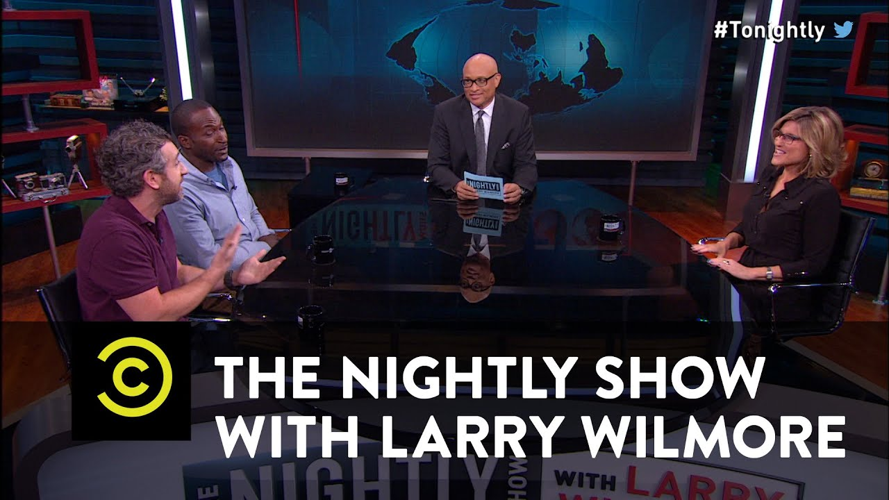 The Nightly Show - 10/5/15 in :60 Seconds