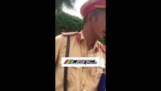 CSGT Đồng Nai, bắt lỗi sai làn đường, người vi phạm yêu cầu lập biên bản thì lại nhắc nhở tình cảm