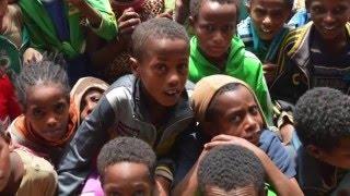 A trip to Ethiopia.