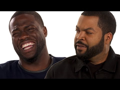 Kevin Hart & Ice Cube Take The BFF Test
