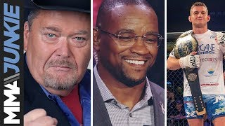 MMA Junkie Radio #2925: Jim Ross, Yves Edwards and Ian Heinisch