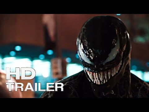 VENOM - Official Trailer #2 [HD] (2018) Tom Hardy Movie | Sony Pictures Entertainment