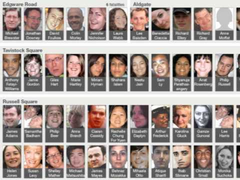 7/7 London Bombings Tales From Europe - Down the Memory Hole with Hannah & Tony